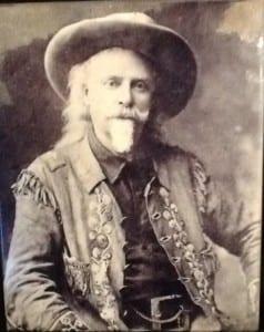 Buffalo Bill   David Barry photography   Douglas County Historical Society