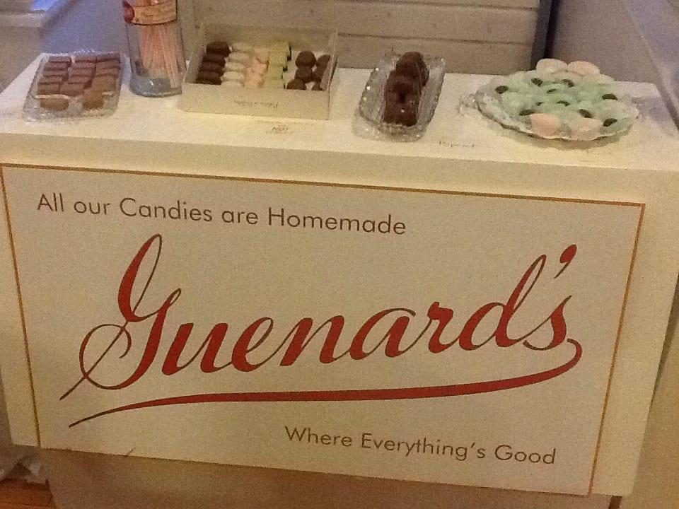 Guenard's Candy Store