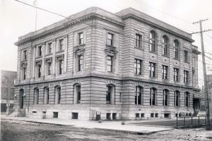 Post Office Building | Douglas County Historical Society