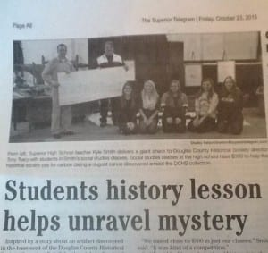 NEW Dug out Headline